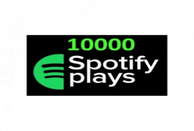 provide 11,000 spotify Plays