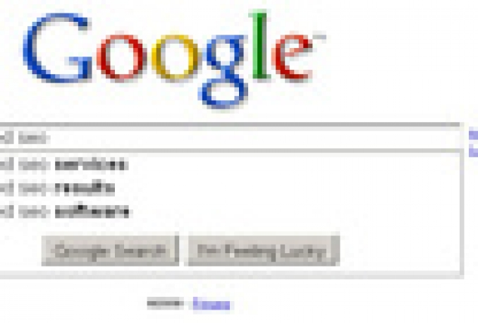 make an autosuggestion dropdown like google for your website search engine