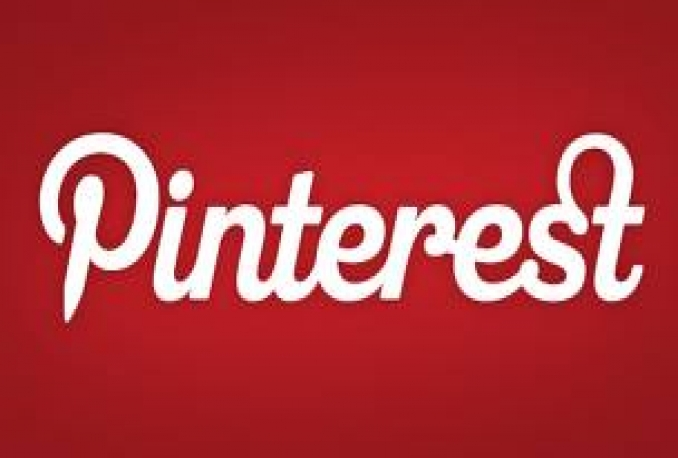 give you 100 pinterest REPIN of your link just