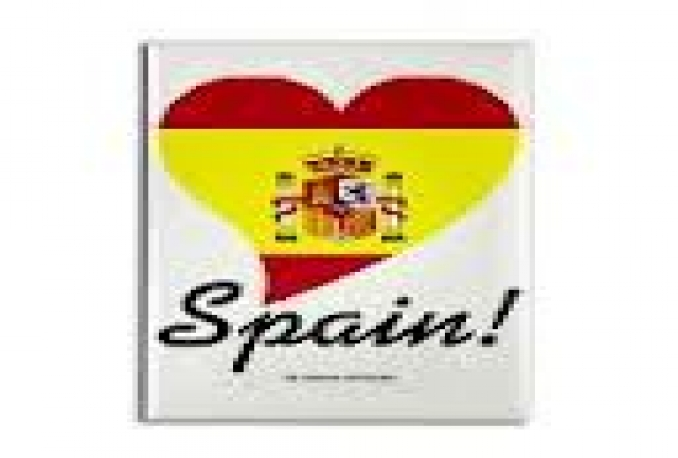send you a magnet from Spain
