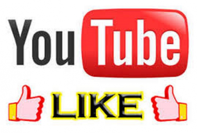 Provide real 200+ YouTube video like for your YouTube channel within 72 hours
