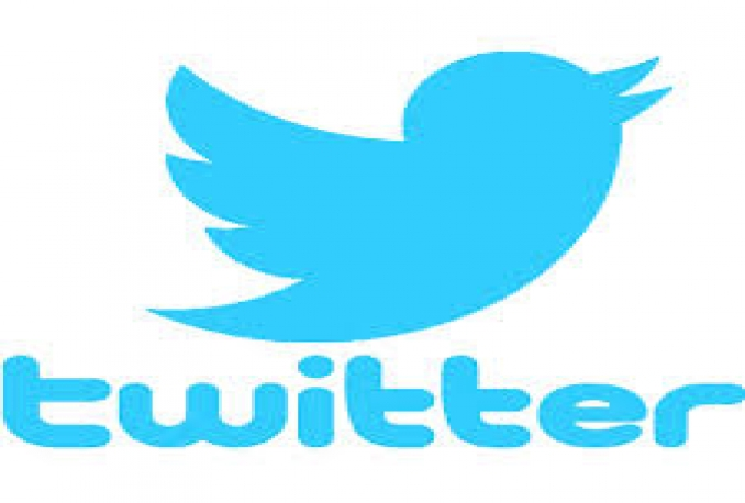 Add Real and active 6000+ Twitter followers