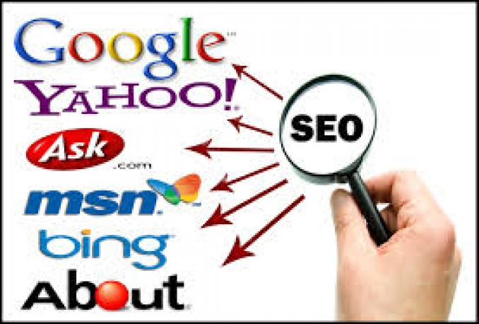 submit your url to 600 + top rated search engine