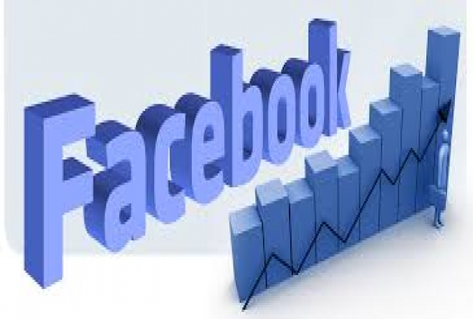 Promote any link to 30,000,000 facebook and twitter users for real exposure and real traffics