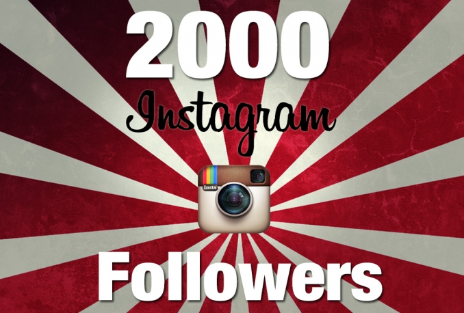 Add 1000+ High Quality Instagram Followers Instant