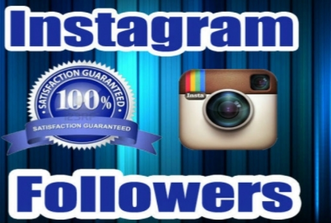 2100 instant HQ instagram followers or 3000 like