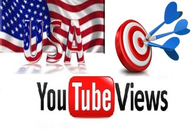 add USA 2000 NonDrop Youtube Views