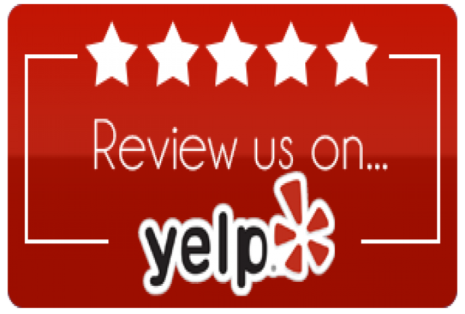 Give you yelp business 5star review