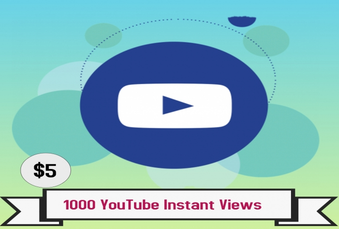 Provide 1000 HR Youtube views Or 50 Likes