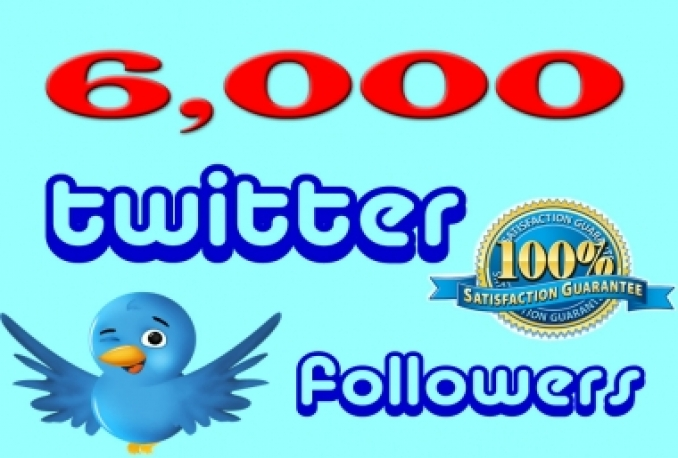 add 3000+ High Quality Twitter followers OR 1500 USA HQ followers