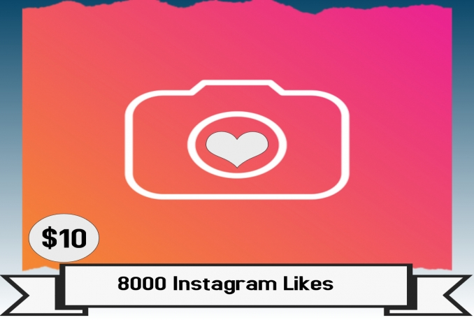 add 8,000+ Instagram Post Likes (Instant Start)