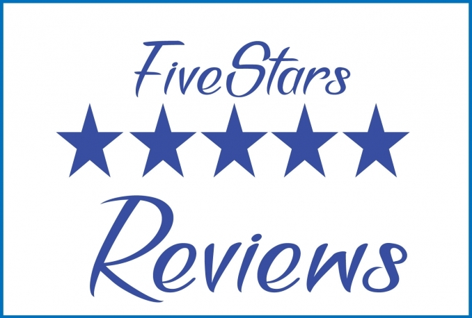 Give 10 Five star Reviews to your Fan page