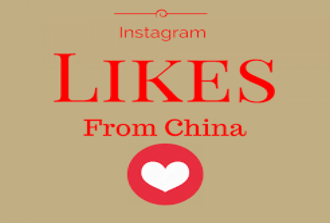 add 5000+China Based Instagram Post Likes (Instant Start)