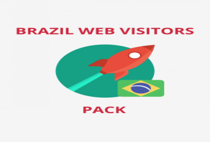 Brazil Website Visitors 1000 ►►[Real][Adsense Safe][Max 1M] INSTANT