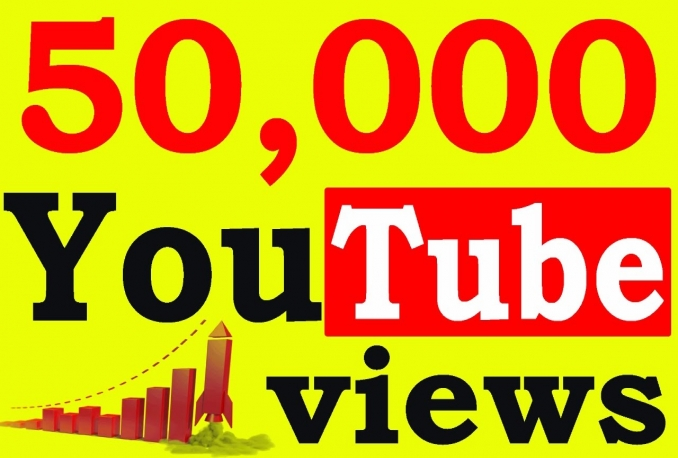 add 50,000 ​Safe YouTube Views Instant Start