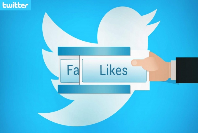 add 50 Real Twitter Retweets + 100 Likes in 24 Hour! -Great Service - Fast Delivery - HQ