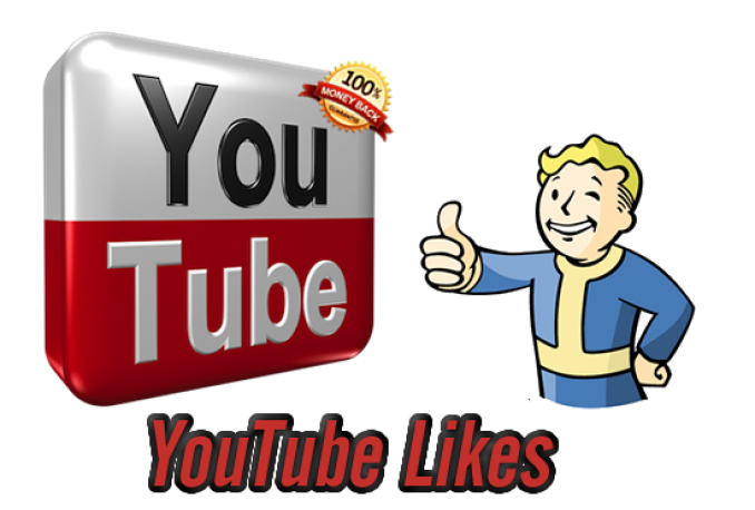 deliver 200 YouTube video Likes > instant start >