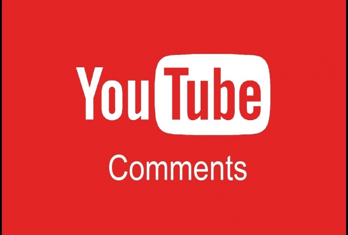 give 50+ Custom Youtube positive comments