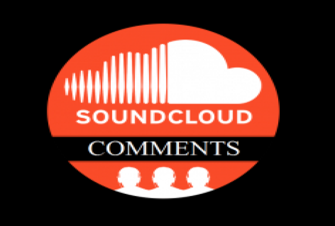 deliver 40 Sound Cloud Comments 100 Likes