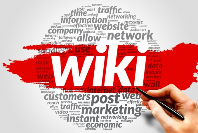 1000 Wiki articles Backlinks (contextual backlinks)