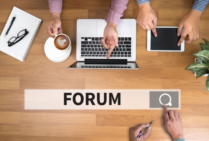 1000 Forum profiles Back links with Report