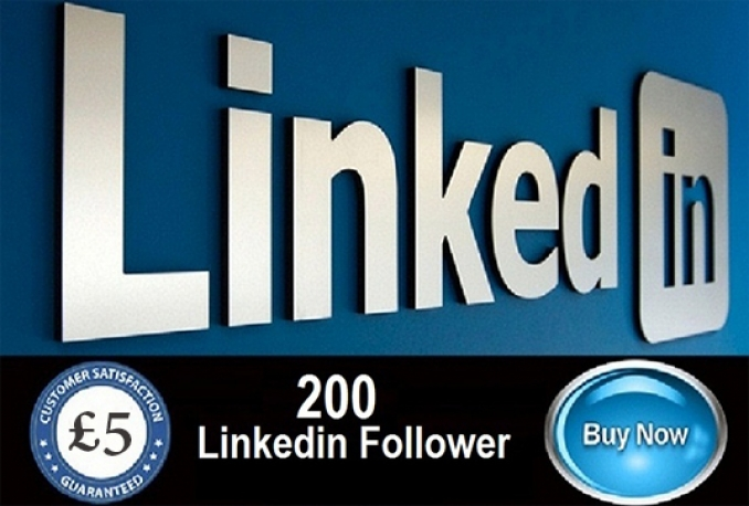 provide 200 LinkedIn followers for your pages