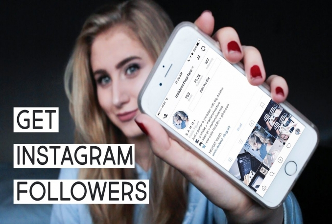deliver 1000 Female Instagram Followers