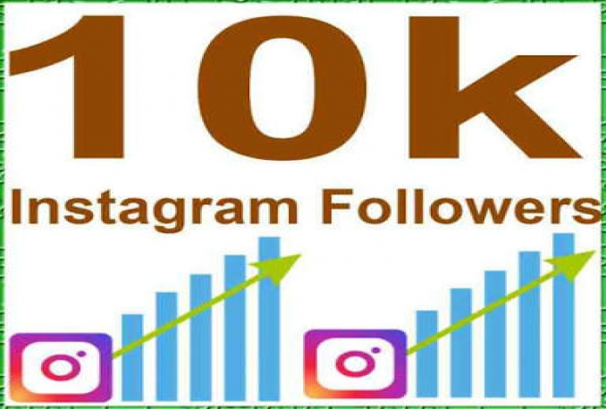 Give you 10k Instagram followers