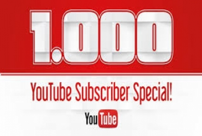 Give you 1200+ YouTube followers