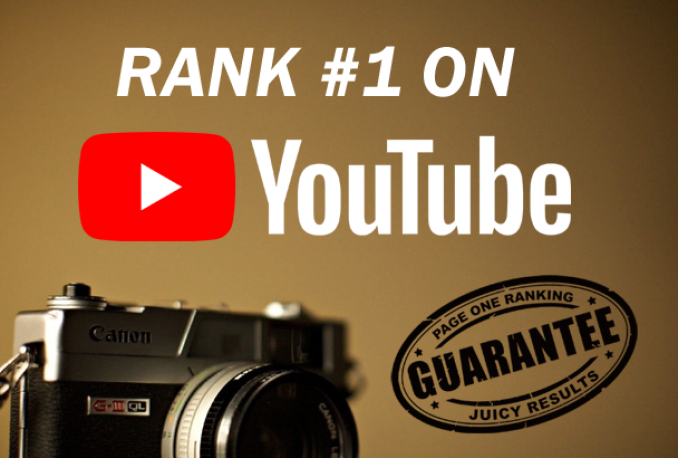 Optimize Youtube Videos To Improve Rankings