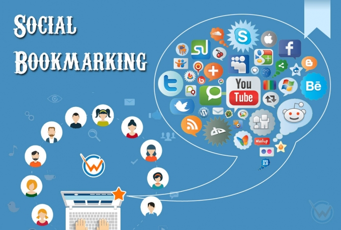 Bookmark Your Site To 250 Social Bookmarking Sites