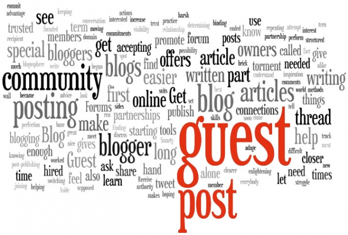 Do Guest Post On Da92 And Pa78 Website