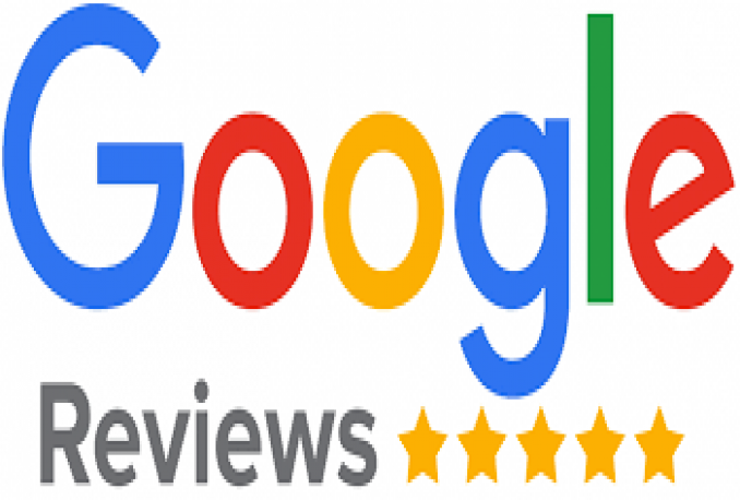Give you one Google Review
