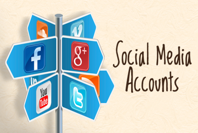 manage your social media accounts for 30 days