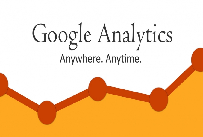set up Google Analytics and Google Search Console for you