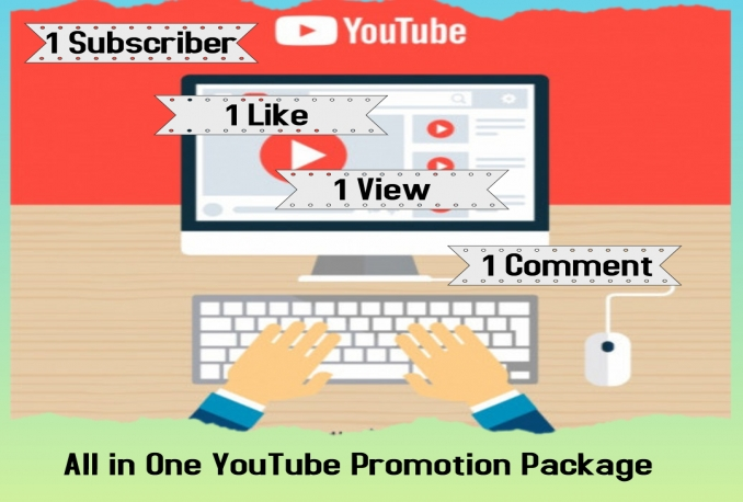 promote YouTube Video Ranking (Small Package)