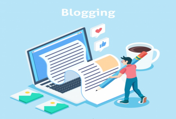 write high quality blog posts