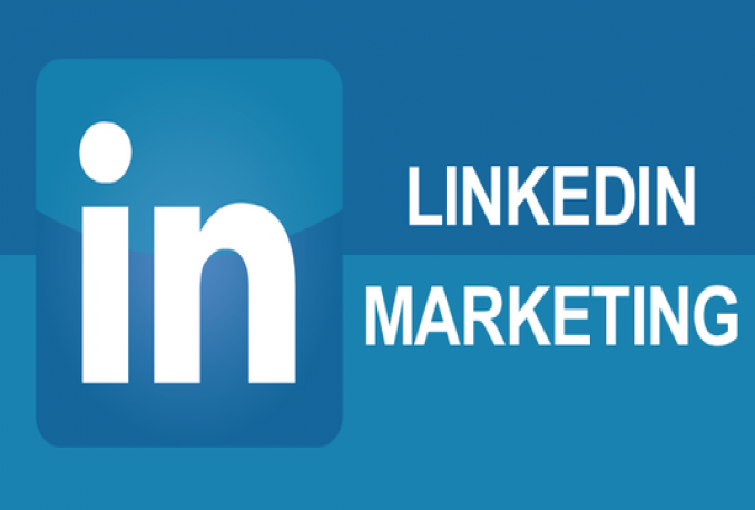 promote anything to 20,00,000 linkedin members