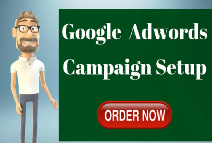 setup profitable google adwords ads ppc campaign