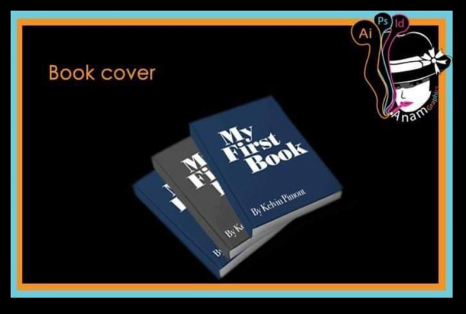 design attractive Book Cover for you