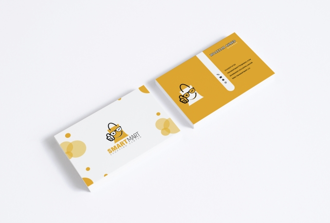 make a unique Business card for your Business